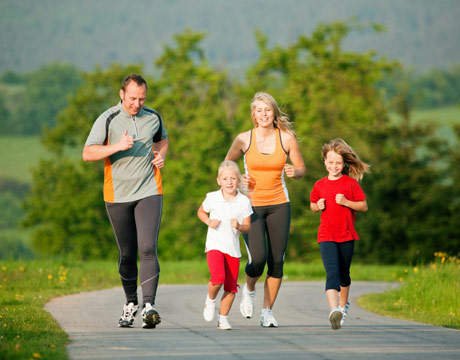 La actividad física en los niños