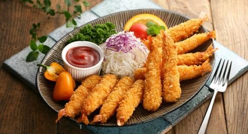 fritura saludable