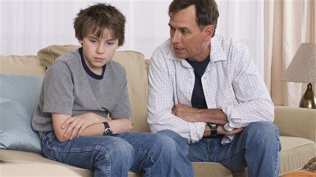 Aprender a pedir perdón a nuestros hijos