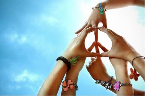 Día de la paz, de la no violencia