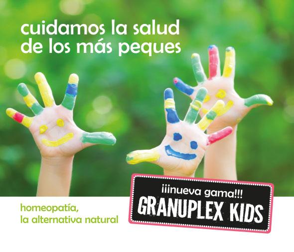 Granuplex Kids una solución natural de confianza