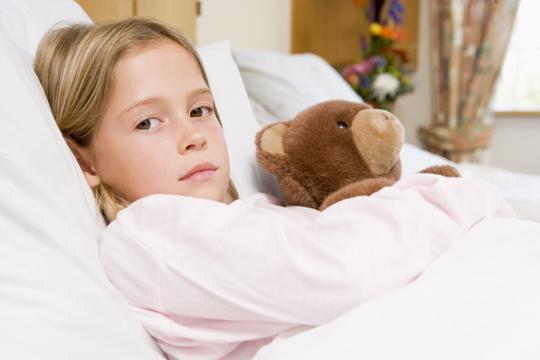 Derechos de la Infancia Hospitalizada