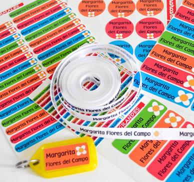 Para comenzar este año MarcaRopa.com nos regala la posibilidad de sortear un fantásticoPack etiquetas multicolor - ropa y objetos.