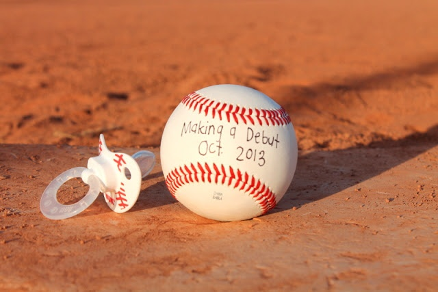 anuncio bebe baseball