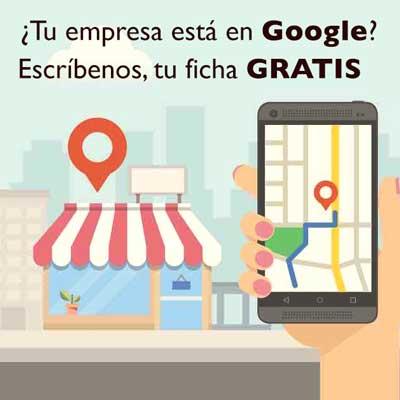 ficha my busines Posiciona en Google Maps